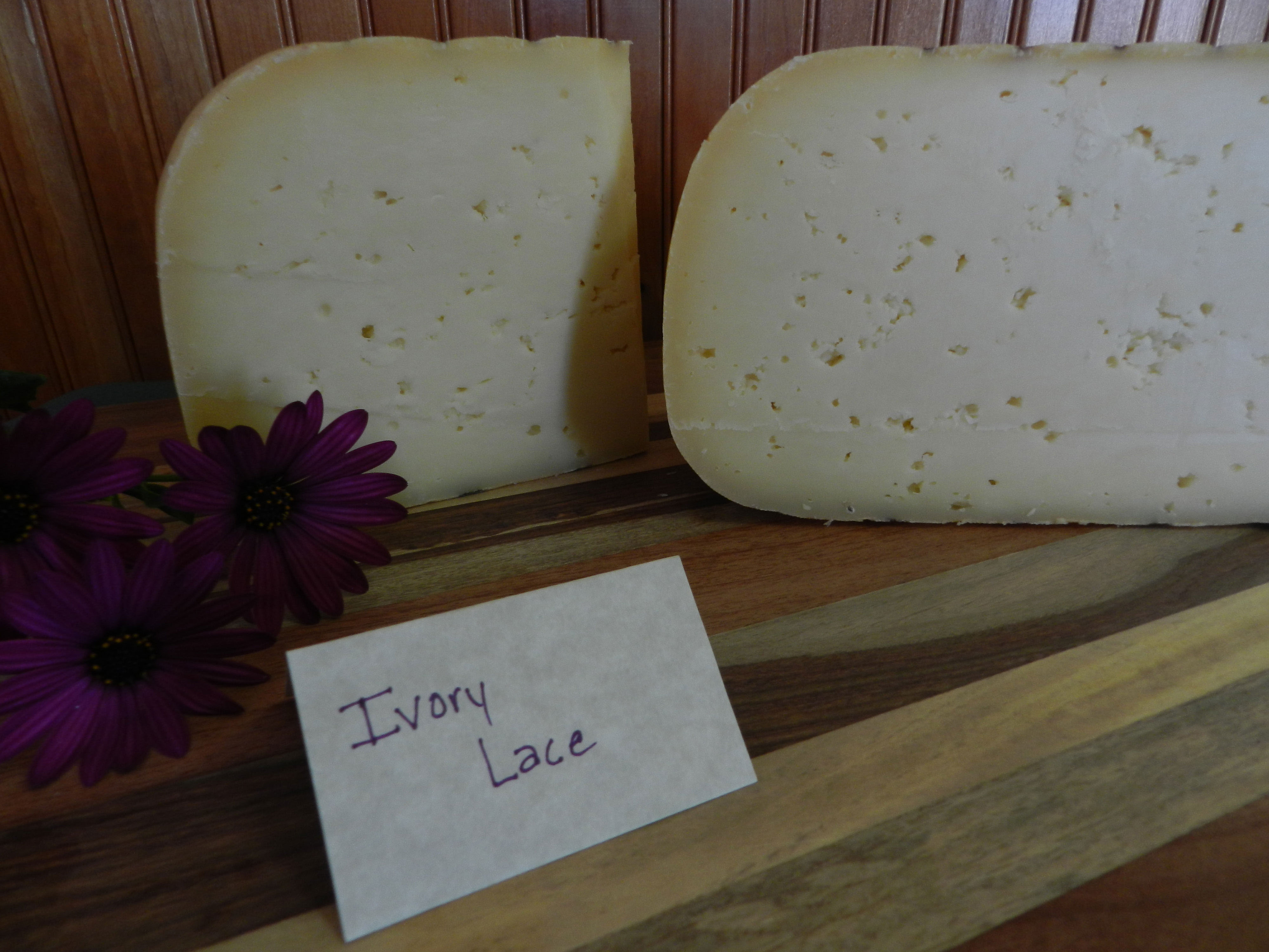 Ivory Lace Cheese